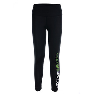 WATER LEGGINGS BLACK